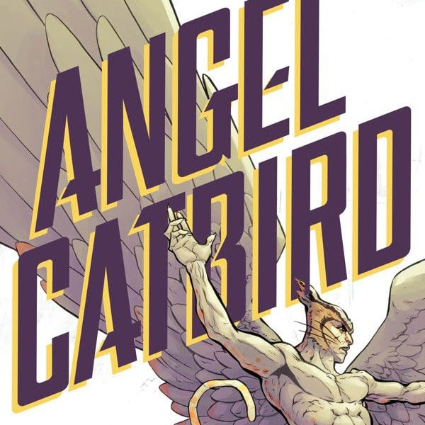 Margaret Atwood comic book tackles roaming cats