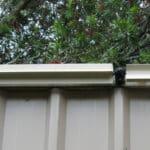 Oscillot cat fence