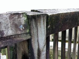 panel-style fence