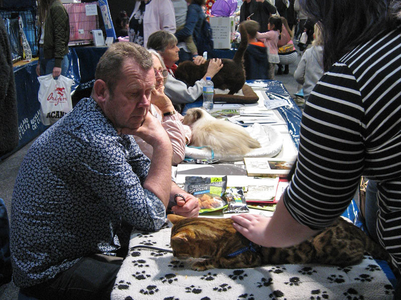 Big crowds enjoy Auckland Pet Expo