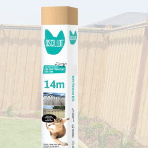 14 metre Oscillot cat fence kit