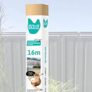 16 metre Oscillot cat fence kit