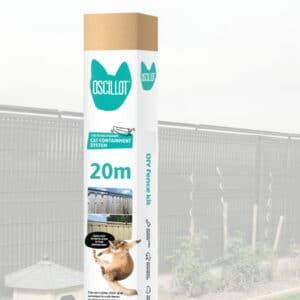 20 metre Oscillot cat fence kit