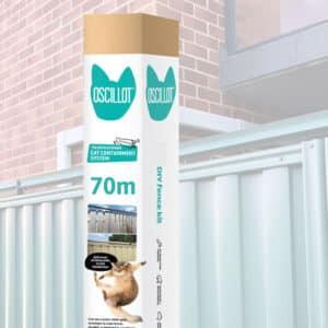 70m Oscillot cat fence kit