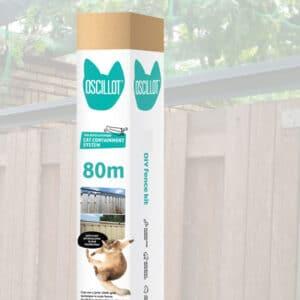 80m Oscillot cat fence kit