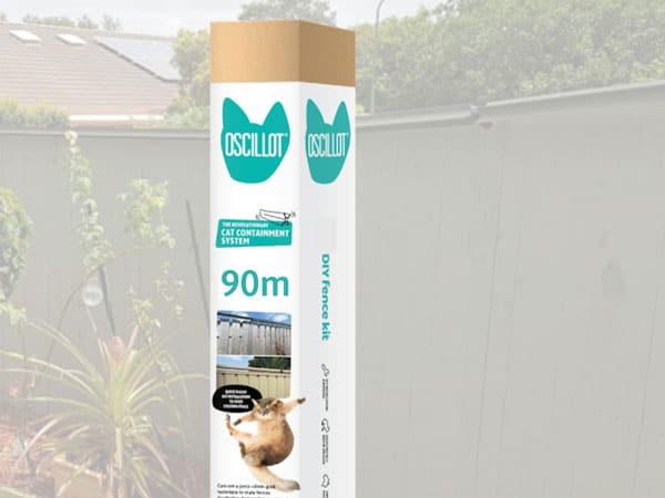 90m Oscillot cat fence kit